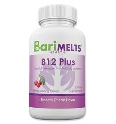 BARİMELTS - BARİMELTS® HEALTH B12 PLUS AĞIZDA ERİYEN TABLET (120 ADET)