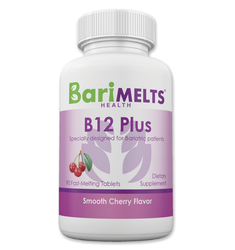 BARİMELTS - BARİMELTS® HEALTH B12 PLUS AĞIZDA ERİYEN TABLET (120 ADET)