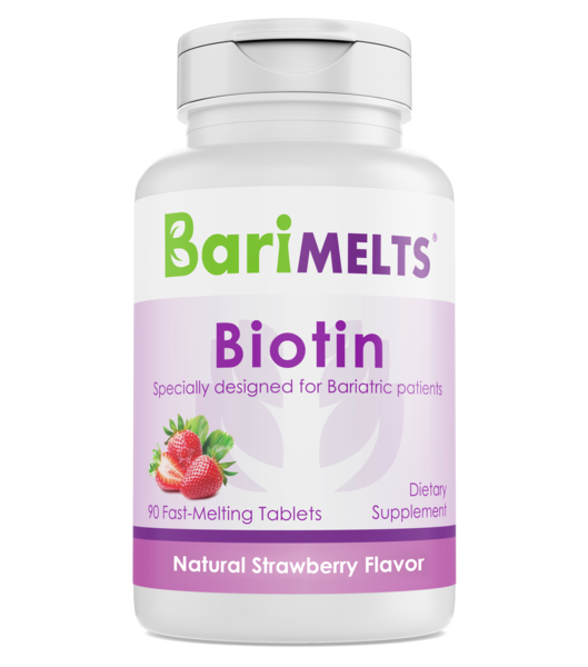BARİMELTS - BARİMELTS® HEALTH BİOTİN (120 ADET)